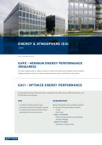 SOLUTIONS FOR SUSTAINABLE BUILDINGS - 4