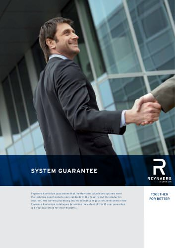 System Guarantee