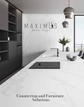 Maximus Mega Slab Countertop Solutions 2021 - 1
