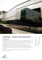 THERMAL ISOLATION SHEETS - 2