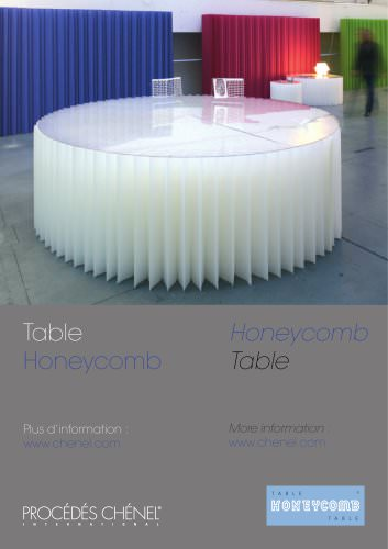 Honeycomb Table