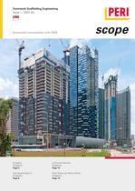 Formwork Scaffolding Engineering Issue 1 | 2012 SG