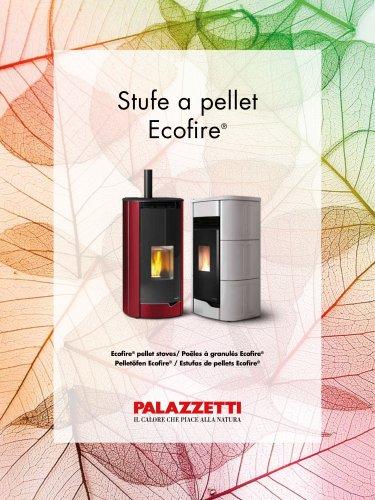 Ecofire pellet stoves