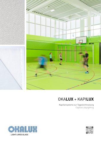 OKALUX + KAPILUX Capillary Systems
