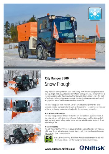 City Ranger 3500