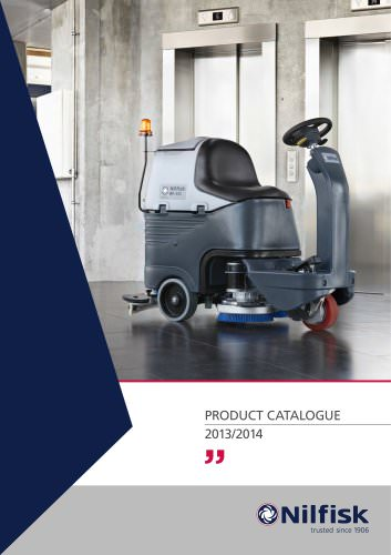 PRODUCT CATALOGUE 2013/2014
