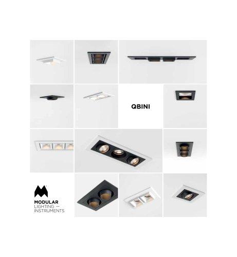 Qbini Leaflet Modular Lighting