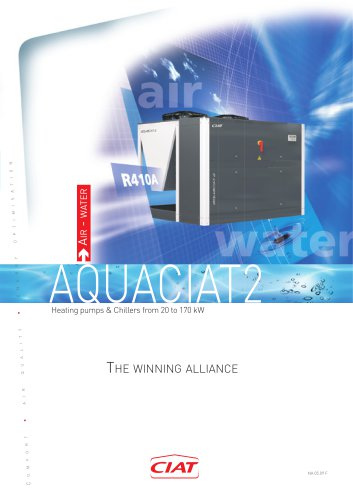 Aquaciat 2 ILD ILDC ILDH - NA0509F