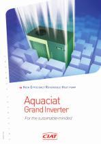 AQUACIAT INVERTER - NA08112B
