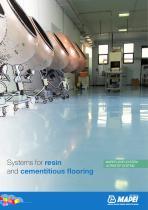 Resin & Cementitious Flooring