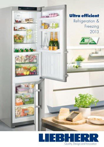 Ultra efficient Refrigeration & freezing