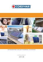INTEGRATED SOLAR THERMAL SYSTEMS