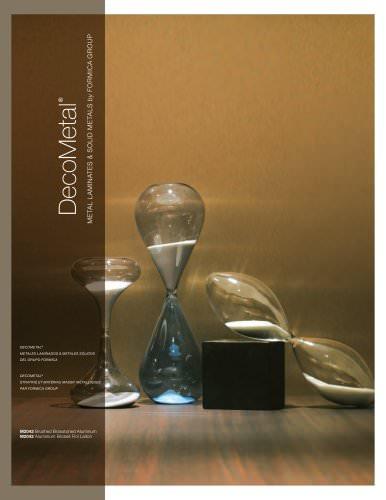 Decometal color core