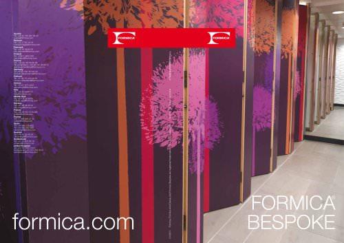 Formica® Bespoke