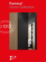 Formica® Doors Collection