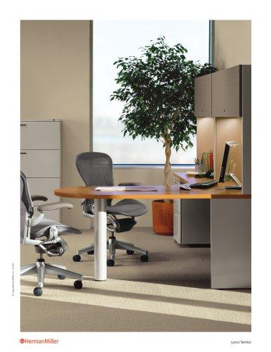 5000 Series Furniture Product Sheet