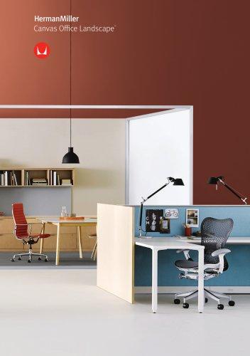 Canvas Office Landscape brochure