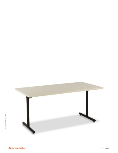 CLT Tables Product Sheet