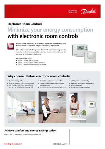 Electronic Room Controls