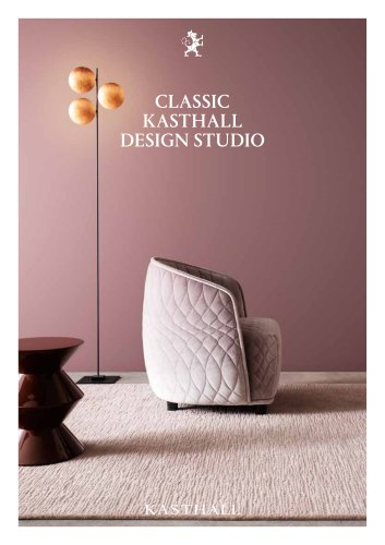 CLASSIC KASTHALL DESIGN STUDIO