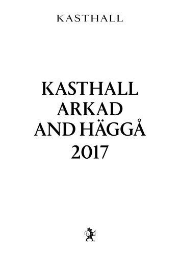 Kasthal Arkad and Hagga 2017