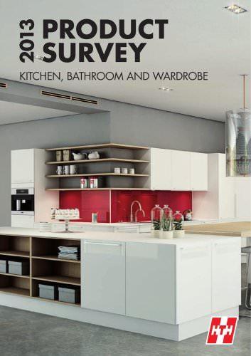 2013 Product Survey