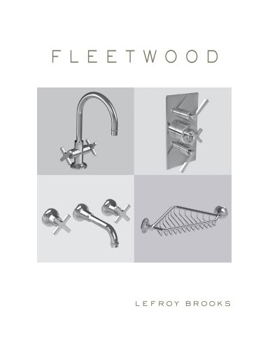 Fleetwood Specification Catalogue