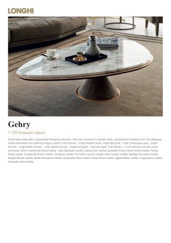 Gehry Y 729