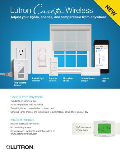 Caseta Wireless Brochure
