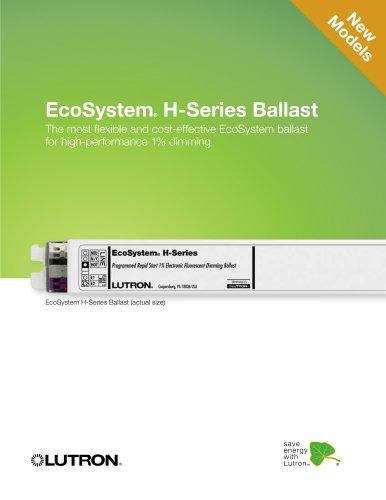 lutron ecosystem ballast wiring diagram ecosystem   h series ballast lutron electronics pdf catalogs  ecosystem   h series ballast lutron