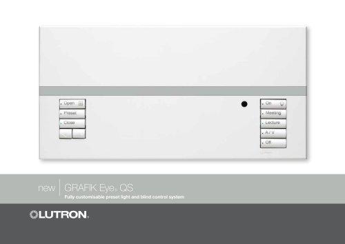 GRAFIK Eye® QS