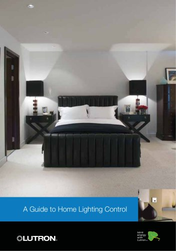 A Guide to Home Lighting Control