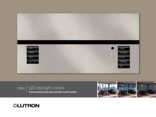 QS total light control