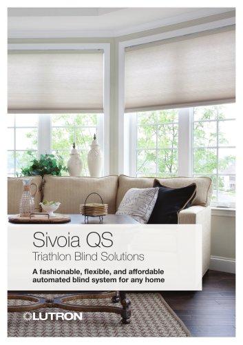 Sivoia QS Triathlon blinds