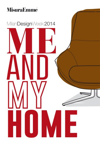 ME AND MY HOME - SALONE DEL MOBILE 2014