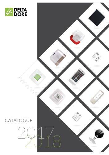 CATALOGUE 2017-2018