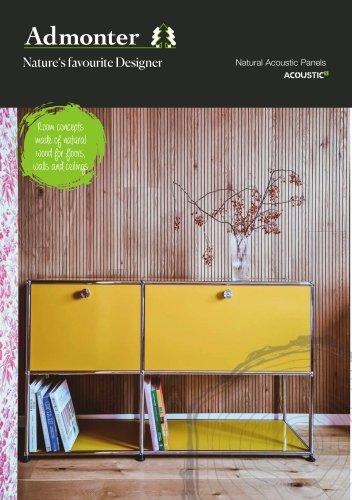 Acoustic Folder Admonter Pdf Catalogs Documentation Brochures