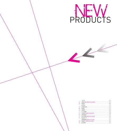 New products L&B 2012