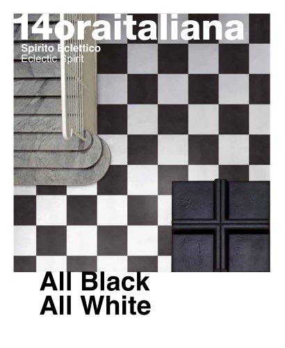 All Black All White