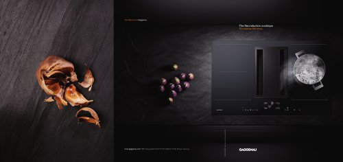 The flex induction cooktops