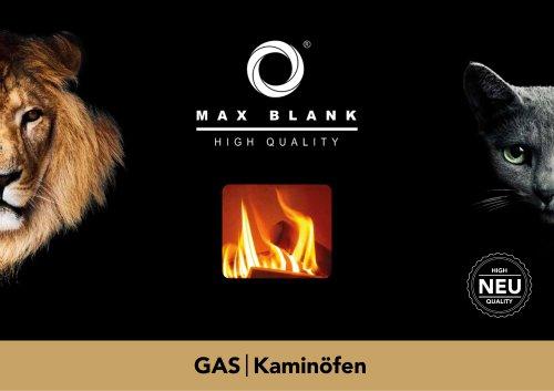 GAS|Kaminöfen