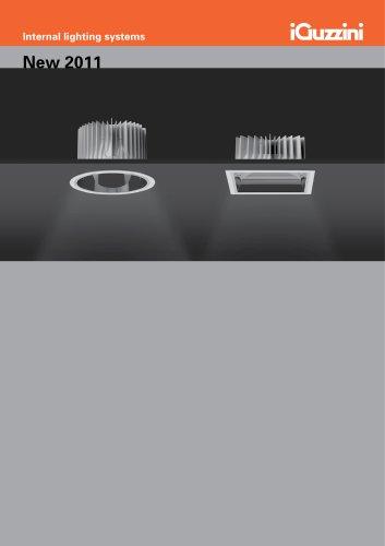 New internal lighting systems 2011