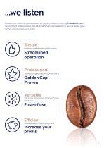 Electrolux Professiona Beverage Europe Product Catalogue - 3