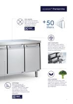 Electrolux Professional ecostore HP Premium refrigerated counters - 7