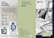 Electrolux Professional Line 6000 Washers and Dryers - Horeca - 1