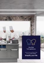 Electrolux Professional SkyLine Cook and Chill - 7