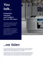 Electrolux Professional thermaline M2M - Made to measure - 2