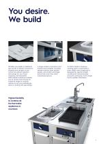 Electrolux Professional thermaline M2M - Made to measure - 9