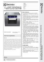 Modular Cooking Range Line thermaline 90