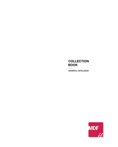 Collection book 2016 general catalogue